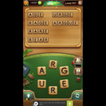 Word connect level 597