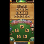 Word connect level 603