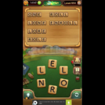Word connect level 604