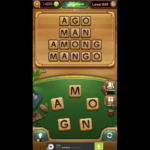Word connect level 606