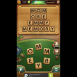 Word connect level 607