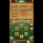 Word connect level 623