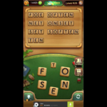 Word connect level 626