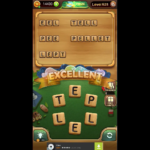 Word connect level 628