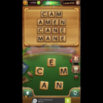 Word connect level 630