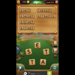 Word connect level 633