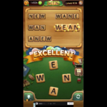 Word connect level 634