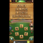 Word connect level 650