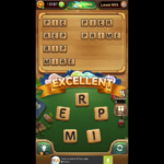 Word connect level 685