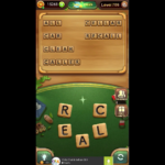 Word connect level 706