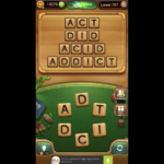 Word connect level 707