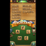 Word connect level 711