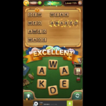 Word connect level 725
