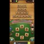 Word connect level 734