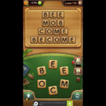 Word connect level 736