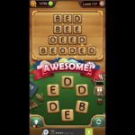 Word connect level 737