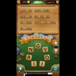 Word connect level 751
