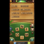 Word connect level 754