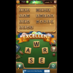 Word connect level 757