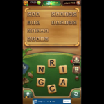 Word connect level 760