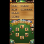 Word connect level 798