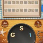Word cookies cannelle 14