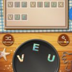 Word cookies vanille 20