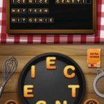 Word crumble bean curd level 10