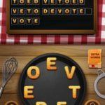 Word crumble bean curd level 11