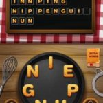 Word crumble bean curd level 4