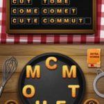 Word crumble bean curd level 9