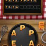 Word crumble creamy pea level 9