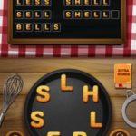 Word crumble filet level 15