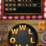 Word crumble filet level 18