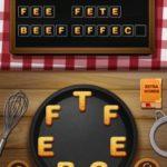Word crumble filet level 4