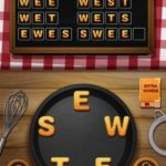 Word crumble mint level 13