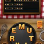 Word crumble mint level 16