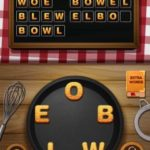 Word crumble mint level 6