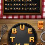 Word crumble peanut level 7