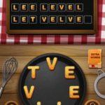 Word crumble ribs level 13