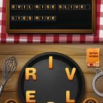 Word crumble ribs level 18