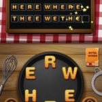 Word crumble rice cake level 8