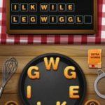 Word crumble shashlik level 9