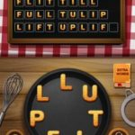Word crumble soybean level 8