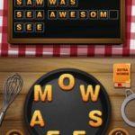 Word crumble straw mashroom level 15