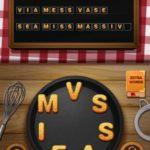 Word crumble straw mashroom level 18