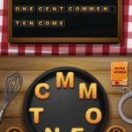 Word crumble straw mashroom level 2