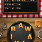 Word crumble straw mashroom level 7