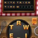 Word crumble tomato fish level 17