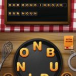 Word crumble whit fungus level 11